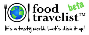 Welcome Food Travelist!
