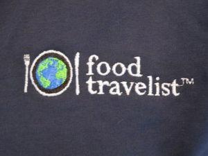 Food Travelist Logo