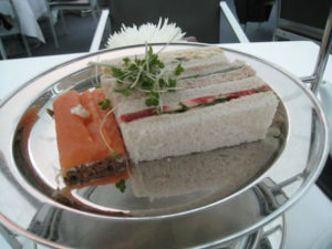 Food Travelist Art of Tea Sandwich