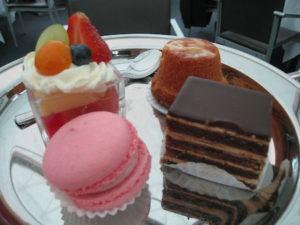 Food Travelist Art of Tea Sweets