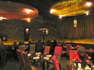 Food Travelist Fun Johannesburg Dinner Lekgotla Inside