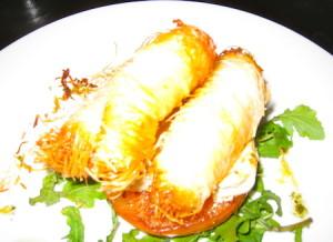 Food Travelist Fun Johannesburg Dinner Shrimp
