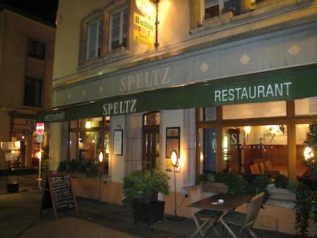 Food Travelist Luxurious And Tasty Luxembourg Brasserie Speltz