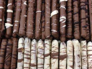 Food Travelist Chocolate The Global Treat Pretzel Rods