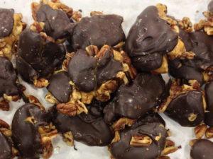 Food Travelist Chocolate The Global Treat Turtles