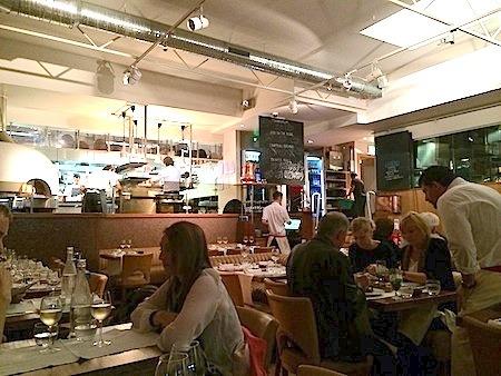Food Travelist Fade St Social Dublin Open Kitchen