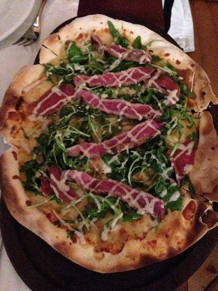 Food Travelist Fade St Social Dublin Raw Beef Flatbread