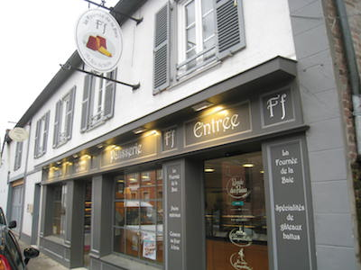 Food Travelist Galettes Galore Mont St Michel Bakeries
