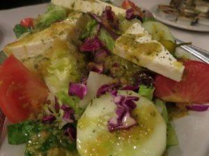 Food Travelist Greek Moussaka For The Gods Salad