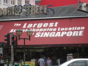 Food Travelist Singapore Shopping Largest Shopping Street