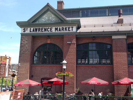 Food Travelist Weird And Wonderful St Lawrence Market