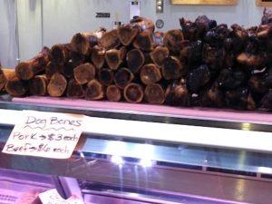 Food Travelist Weird And Wonderful St Lawrence Market Dog Bones