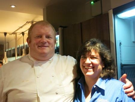 Food Travlist Fade St Social Dublin Declan Horgan With Diana Laskaris