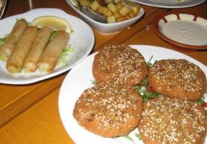 Middle Eastern Taste Treats
