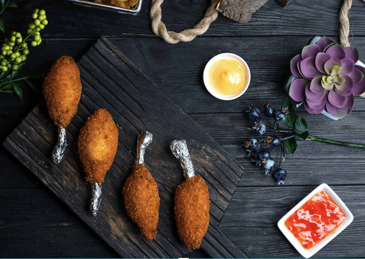 Chicken Ala Kiev Makes An Elegant Meal