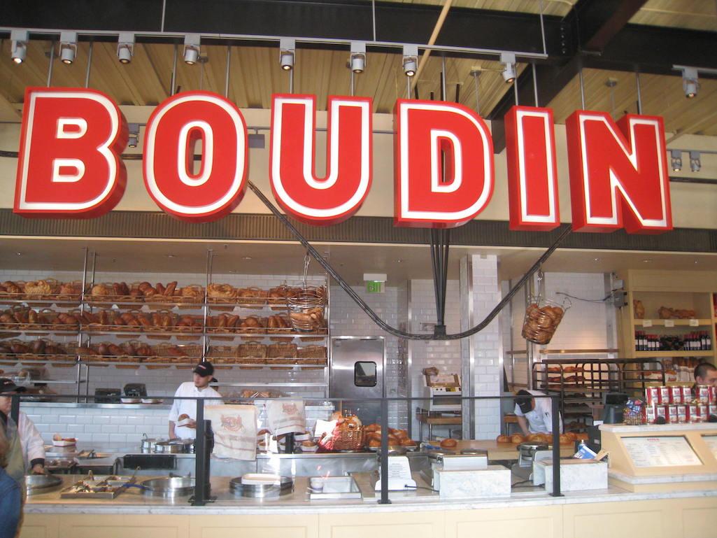 Boudin Sour Dough Bread San Francisco