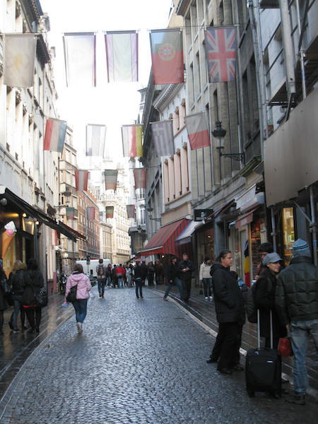 Food Travelist Brussels Belgium World Class City