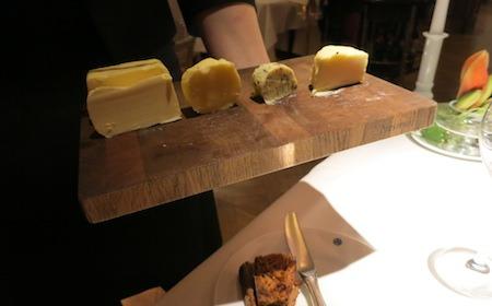 Food Travelist Francais Restaurant Frankfurt Germany Butter Tasting