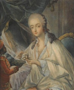 Food Travelist Madame Du Barry Drinking Chocolate