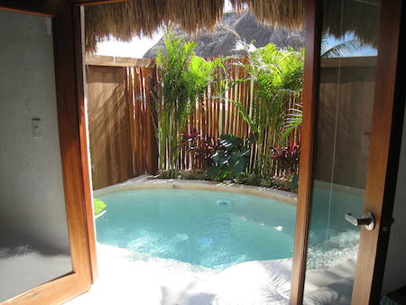 Food Travelist Magical Mahekal Private Plunge Pool