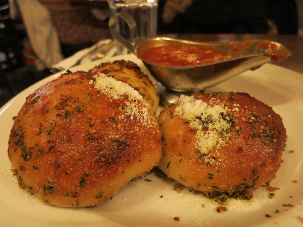 Garlic Knots at Patzerria in New York City