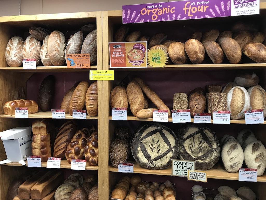 Zingerman's Bread Ann Arbor