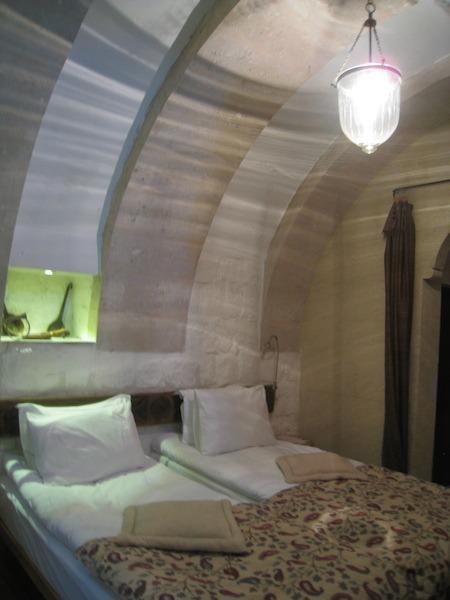 Food Travelist Argos Cappadocia Cave Room