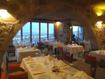 Food Travelist Argos Cappadocia Seki Interior