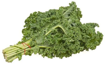 Food Travelist Bunch of Kale