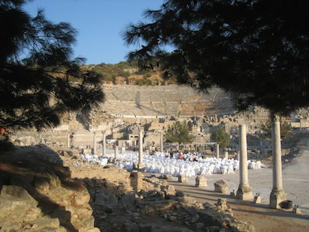Food Travelist Ephesus Perfect Place for A Party