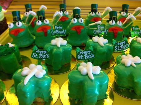 Food Travelist Green Pastries
