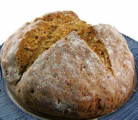 Food Travelist Traditional Irish Soda Bread