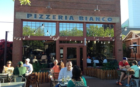 Food Travelist Pizzeria Bianco