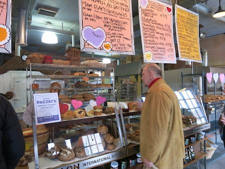 Avalon Bakery in Detroit