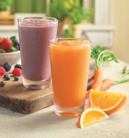 Delicious & Healthy Smoothies