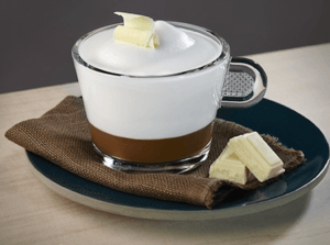 Cappuccino with White Chocolate