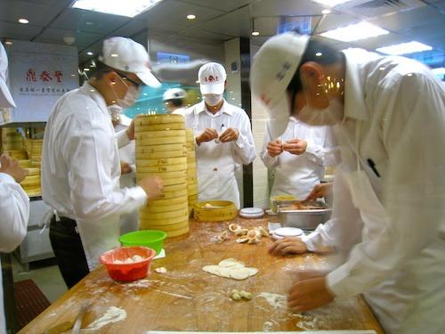 The Art of Dumpling Making