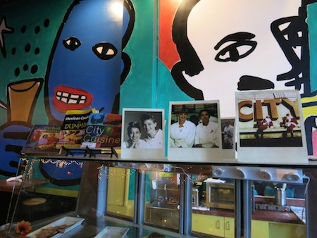 Food Travelist Border Grill Colorful Interior