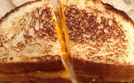 Food Travelist Good Old American Grilled Cheese