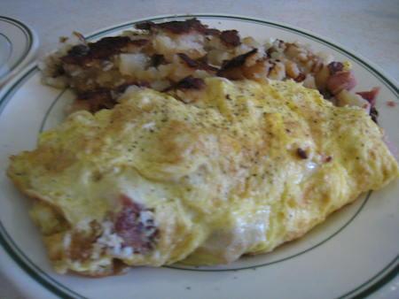 Food Travelist Original Pantry Cafe Omelette