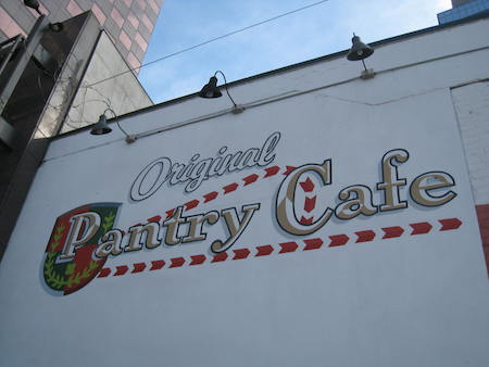 Food Travelist Original Pantry Cafe