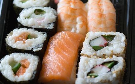 Food Travelist Sushi