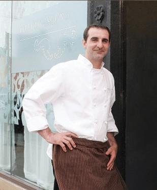 Food Travelist Chef Tony Priolo