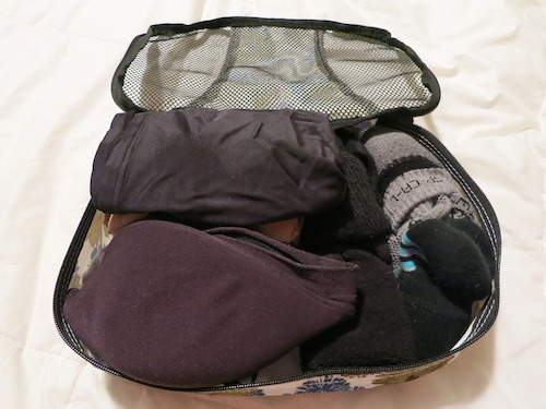 Small eBags Packing Cubes
