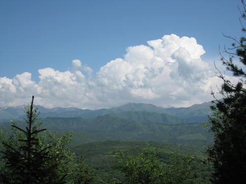 Beautiful Mountain Scenery Mountain Scenery