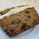 Easy Banana Chocolate Chip Cake