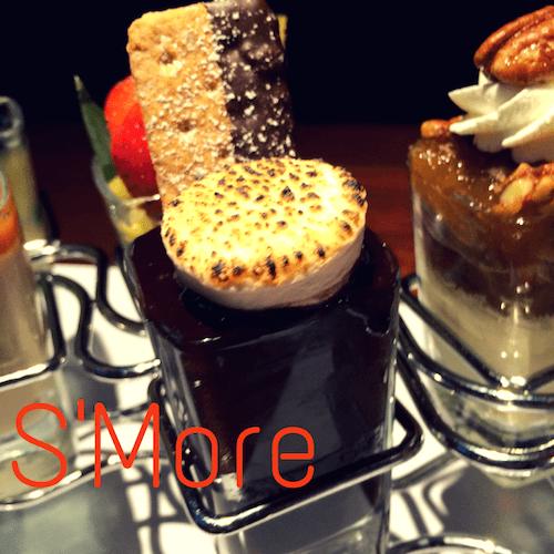 Belgian Chocolate S'More at Seasons 52