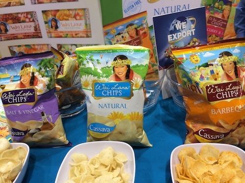 Wai Lana Cassava Chips