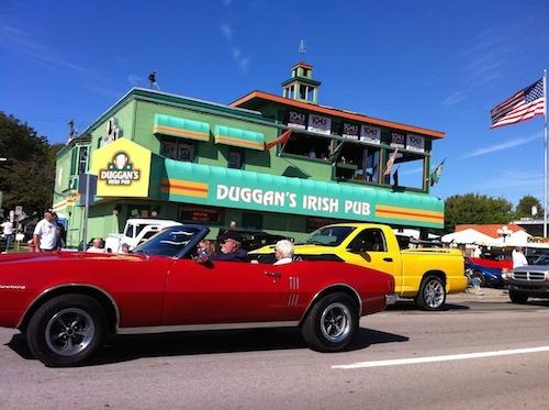 Duggan's Pub Woodward Street Detriot