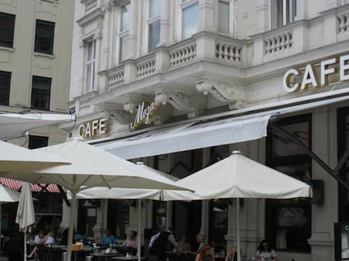 Cafe Mozart Vienna